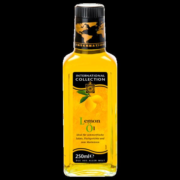 International Collection Sonnenblumenöl Lemon 250ml