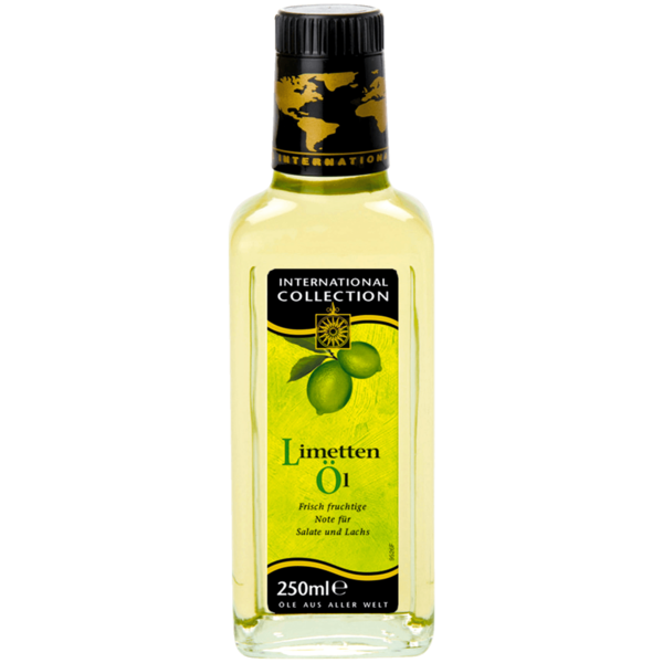 International Collection Sonnenblumenöl Limette 250ml