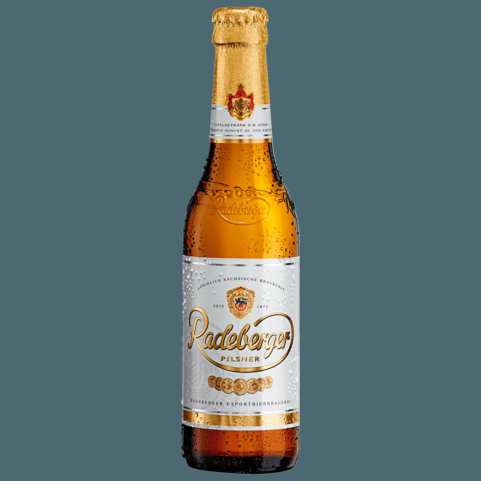 Radeberger Pilsner 0,33l