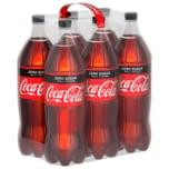 Coca-Cola Zero Sugar 6x2l