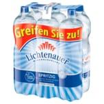 Lichtenauer Mineralwasser Spritzig 6x1,5l