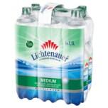 Lichtenauer Mineralwasser Medium 6x1,5l
