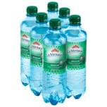Lichtenauer Mineralwasser Medium 6x0,5l