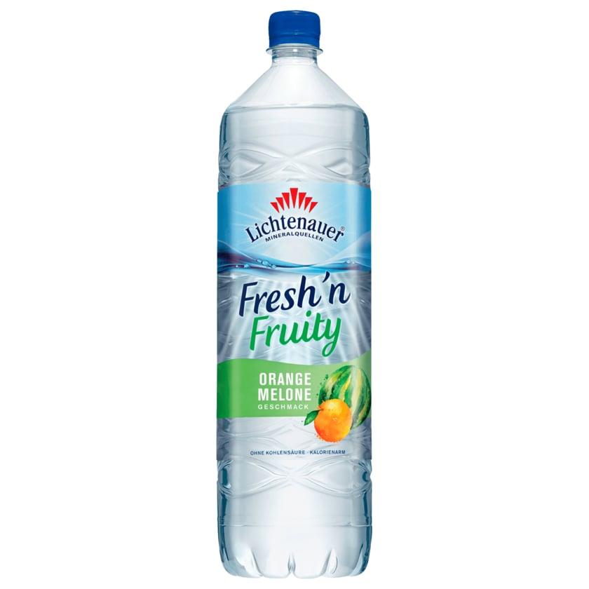 Lichtenauer Fresh'n Fruity Orange Melone 1,5l