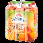 Lichtenauer Mandarine-Mango 6x1,5l