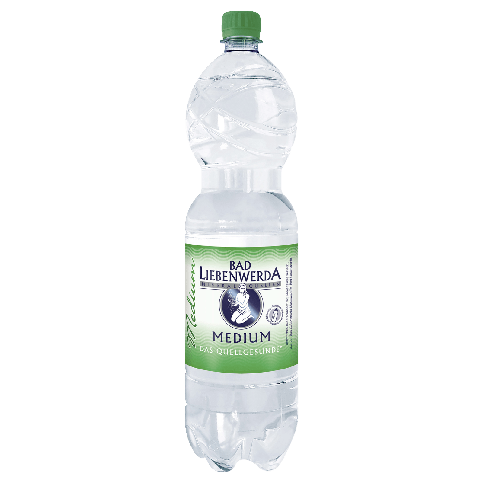 Bad Liebenwerda Mineralwasser Medium 1,5l