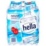 Hella Naturell 6x1,5l