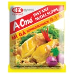 A-One Instant Nudelsuppe Mì Gà Huhn 85g