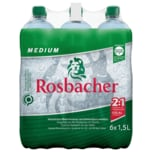 Rosbacher Medium 6x1,5l