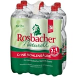 Rosbacher Naturell 6x1,5l