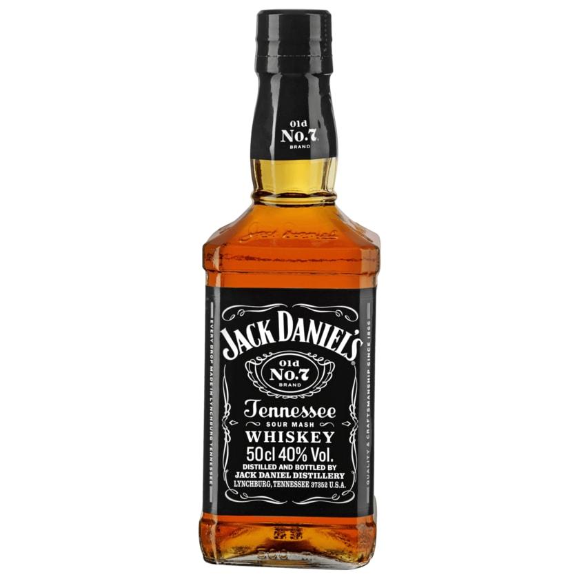 Jack Daniel's Tennessee Whiskey 0,5l