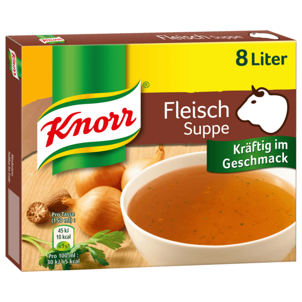 Knorr Fleischsuppe 8l