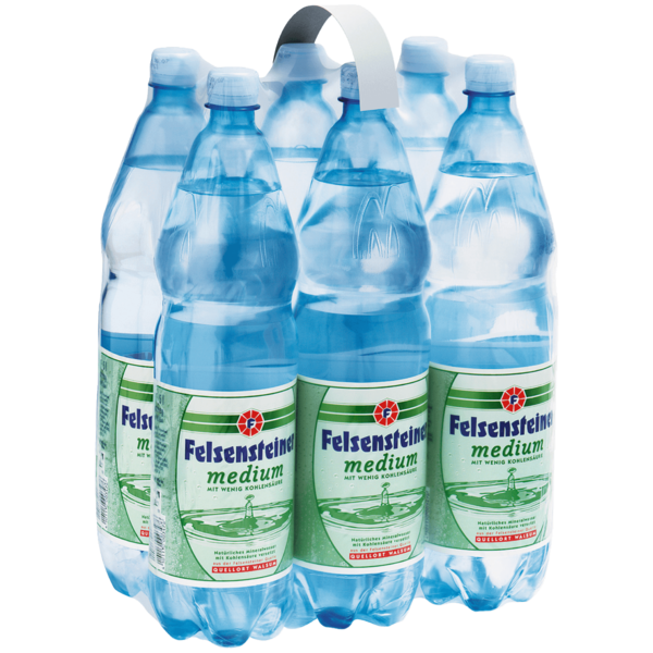 Felsensteiner Medium 6x1,5l
