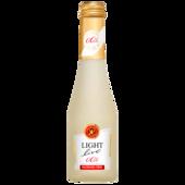 LIGHT live Sparkling weiß 0,20 l