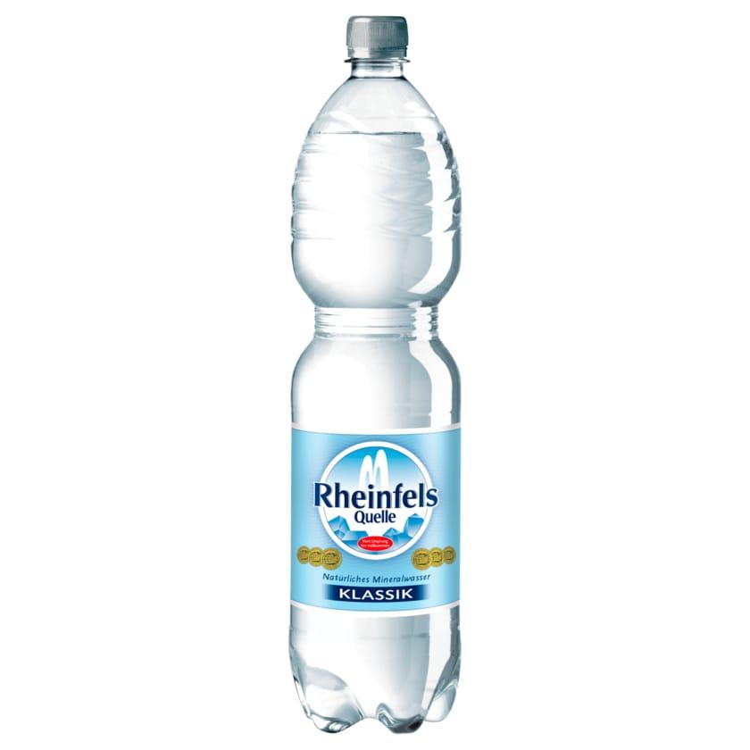 Rheinfels Quelle Mineralwasser Klassik 1,5l