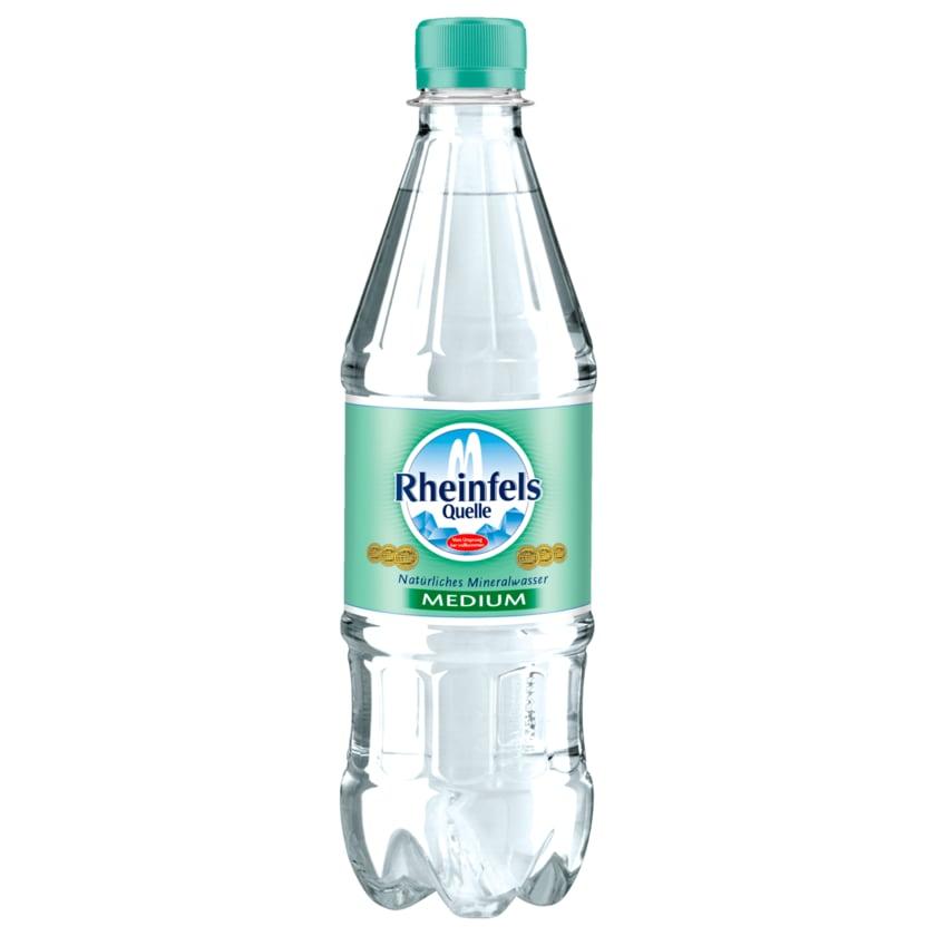 Rheinfels Quelle Medium 0,5l