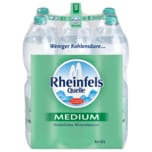 Rheinfels Quelle Medium 6x1,5l