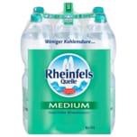 Rheinfels Quelle Medium 6x1,5l