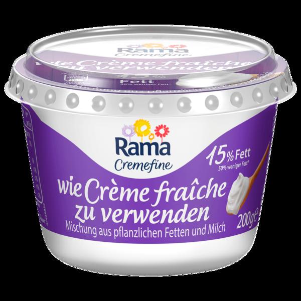 Rama wie Crème fraiche zu verwenden 200g