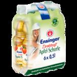 Ensinger Direktsaft Apfelschorle 6x0,5l