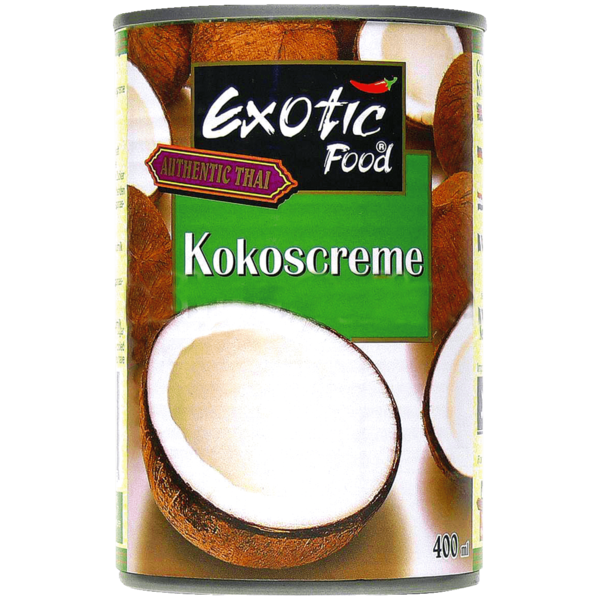 Exotic Food Kokosnusscreme 400ml