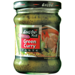 Exotic Food Curry-Paste grün 220g