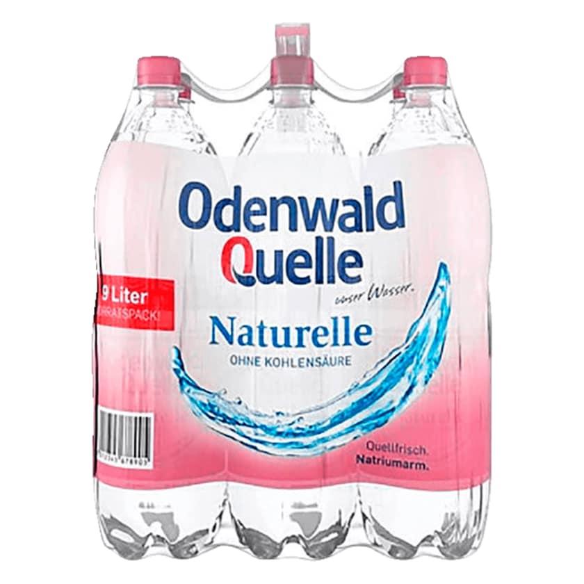 Odenwald Quelle Mineralwasser Naturell 6x1,5l