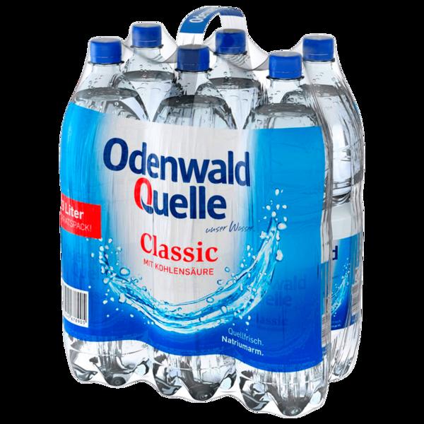 Odenwald Quelle Classic 6x1,5l