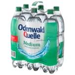 Odenwald Quelle Mineralwasser Medium 6x1,5l