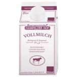 Hamfelder Hof Bio Vollmilch länger haltbar 3,8% 0,5l
