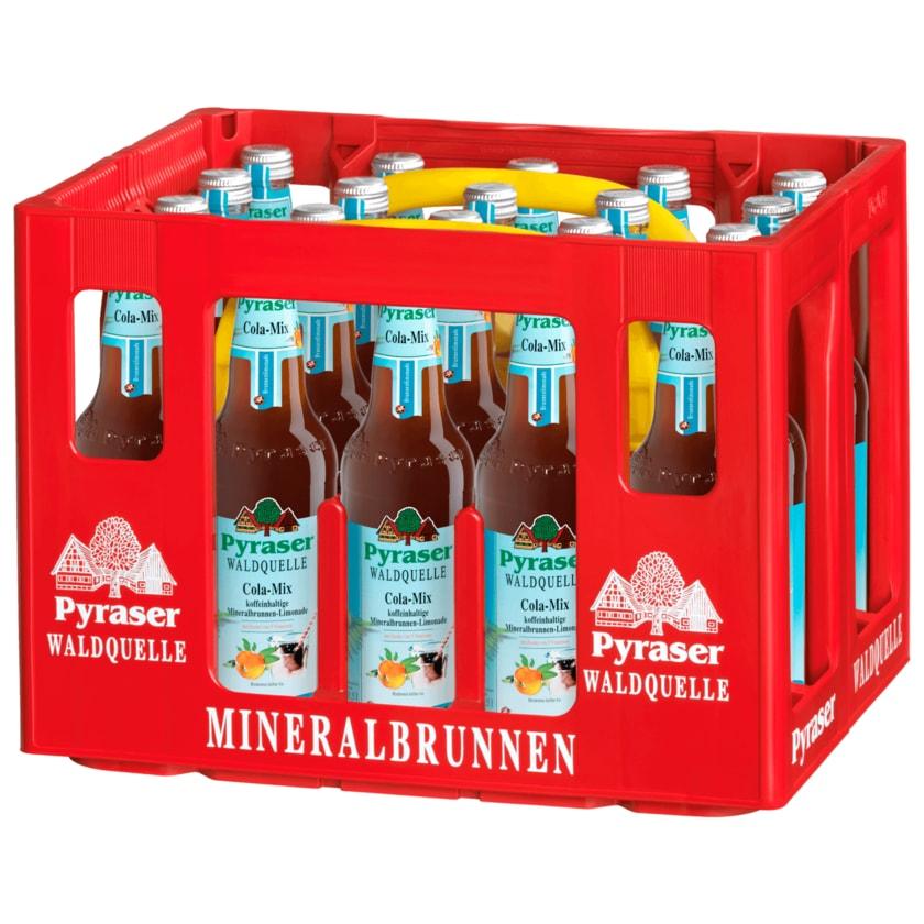 Pyraser Waldquelle Cola-Mix 20x0,5l