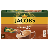 Jacobs 3 in 1 180g, 10 Sticks