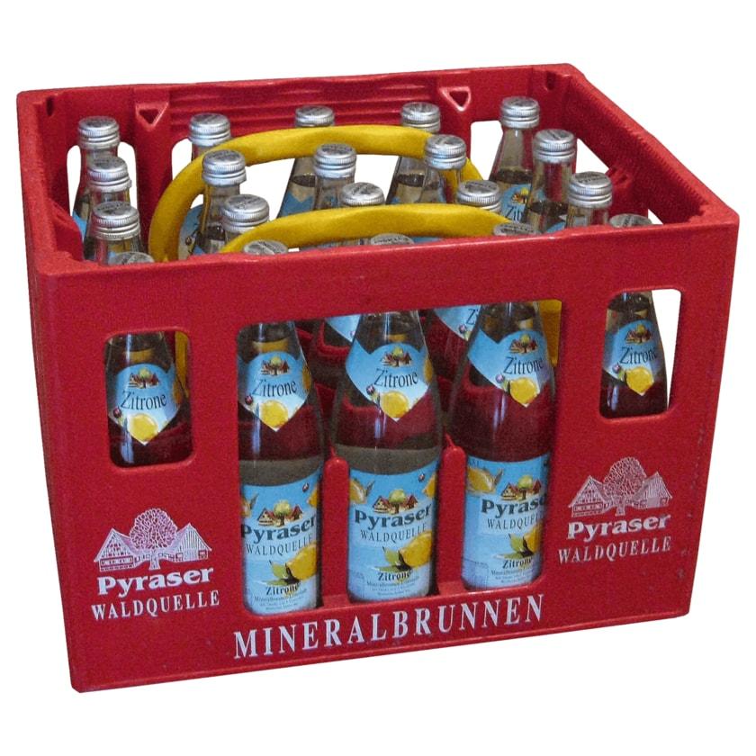 Pyraser Waldquelle Zitrone 20x0,5l