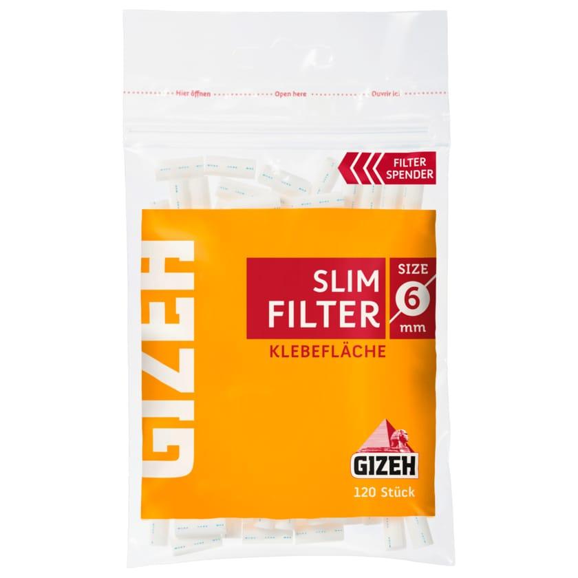 Gizeh Slim Filter 120 Stück