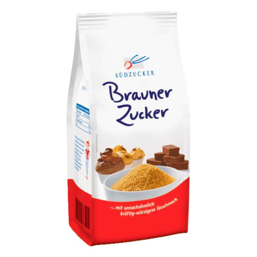 Südzucker Brauner Zucker 500g