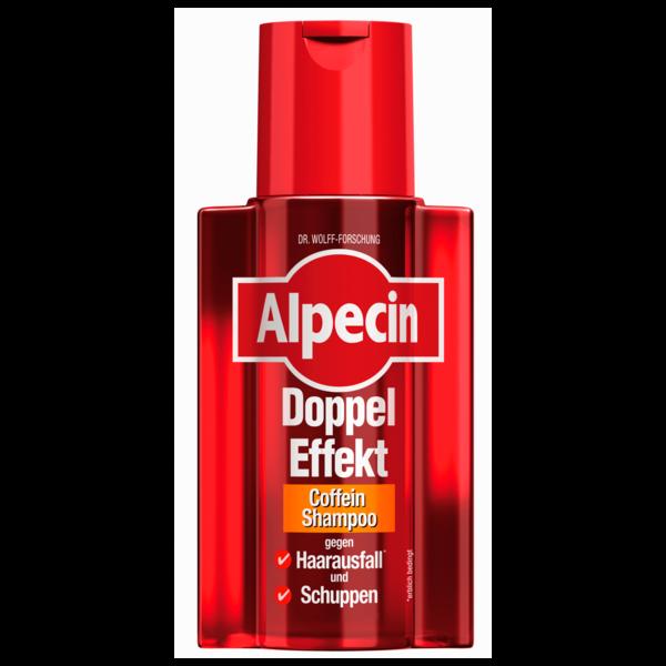 Alpecin Doppel-Effekt-Shampoo 200ml