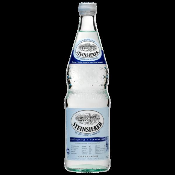 Steinsieker natürliches Minerlawasser 0,7l