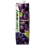 Jacoby Traubensaft rot 1l