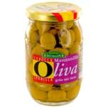 Feinkost Dittmann Oliva Manzanilla-Oliven grün mit Stein 200g