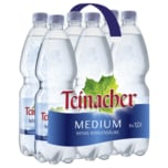 Teinacher Mineralwasser Medium 6x1l