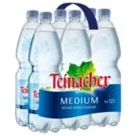 Teinacher Mineralwasser Medium 6x1l