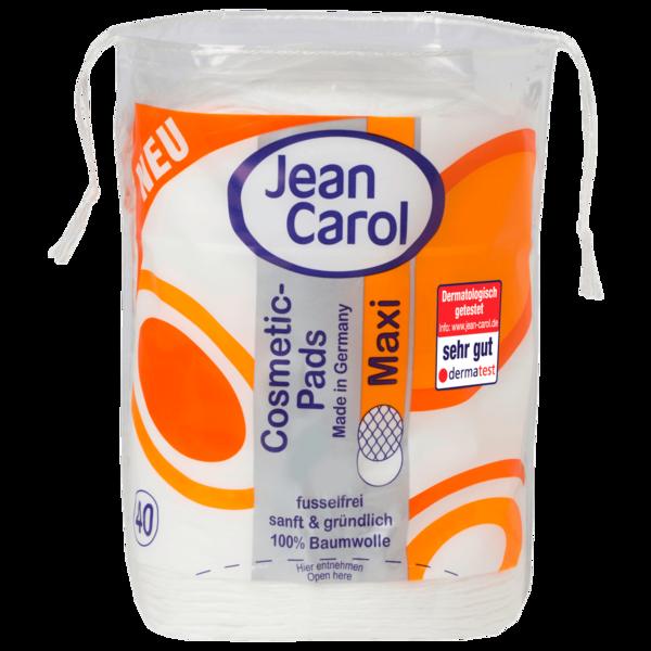 Jean Carol Cosmetic Pads Maxi 40 Stück