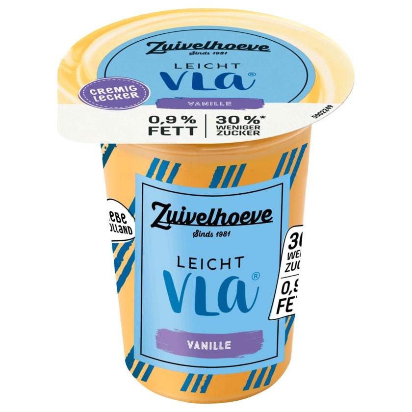Zuivelhoeve Leichter Genuss Vla Vanille 500g