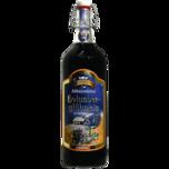 Kunzmann Altbayrischer Holunder-Glühwein 1l