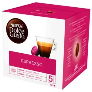 Nescafé Dolce Gusto Espresso 96g, 16 Kapseln