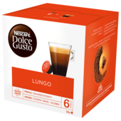 Nescafé Dolce Gusto Kaffeekapseln Lungo 16 Kapseln