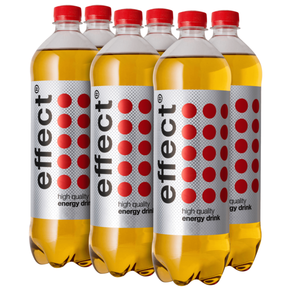 Effect Energy Drink 6x1l