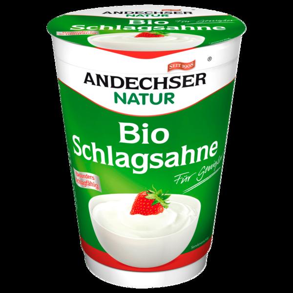 Andechser Natur Bio-Schlagsahne 200g