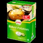 Popp Baked Potatoes mit Creme 650g