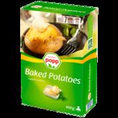 Popp Baked Potatoes 400g